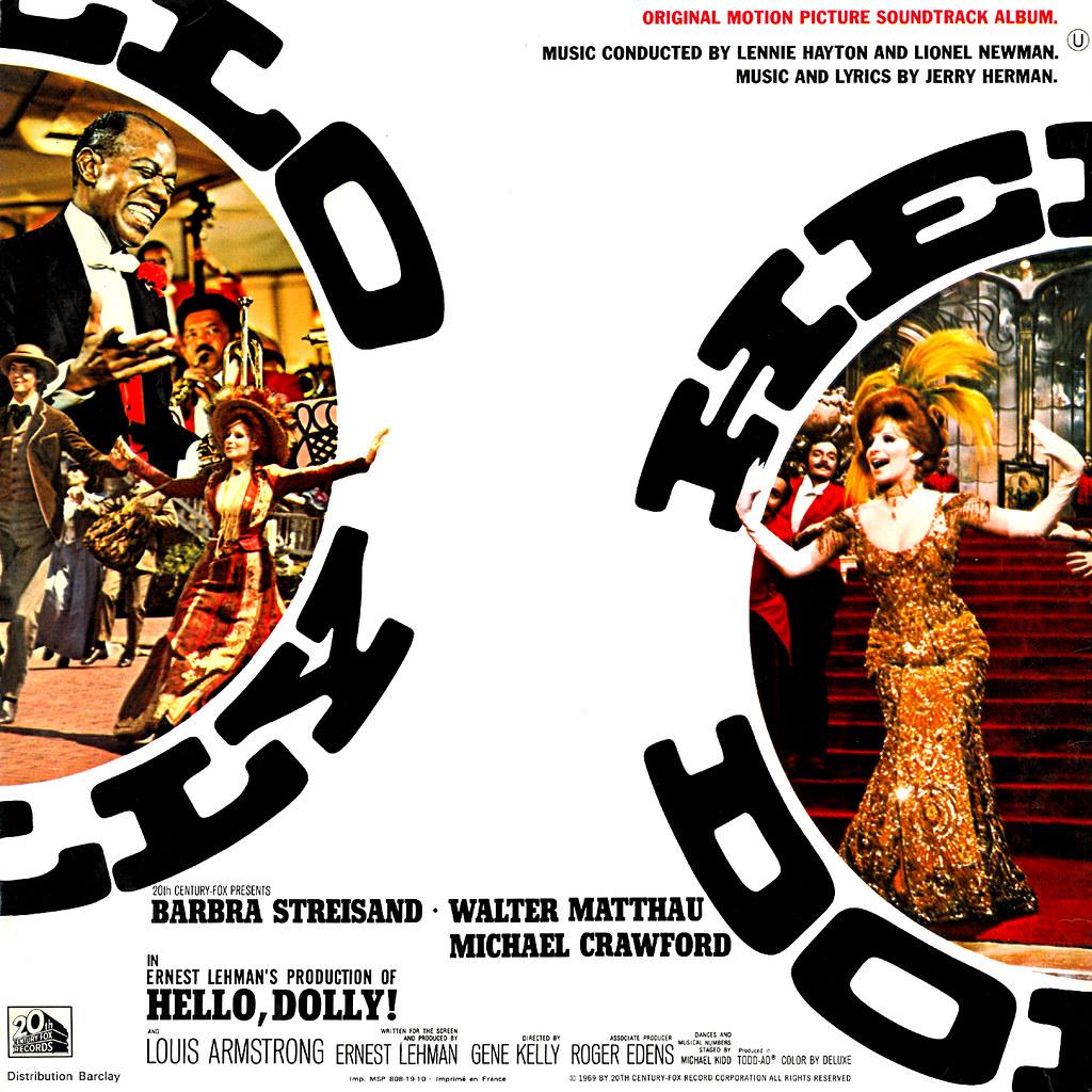 Jerry Herman - Hello Dolly