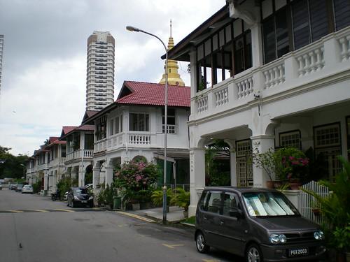 Bangkok Lane, Penang