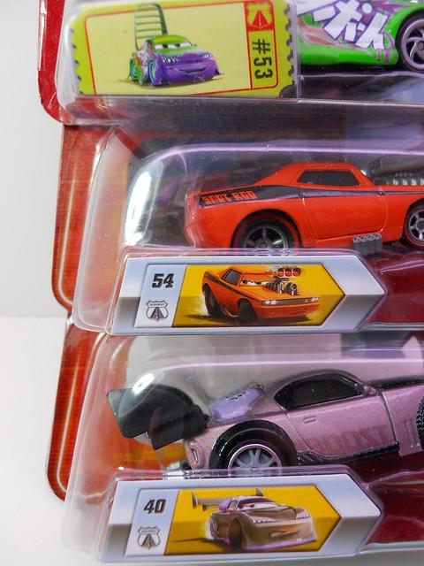 international disney CARS Tunerz (2)