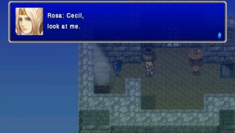 Final Fantasy IV PSP