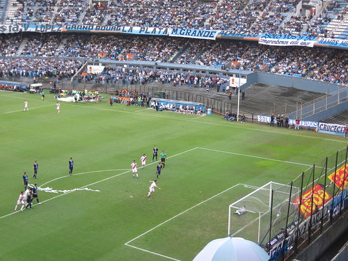 Racing Club 0 - 1 River Plate