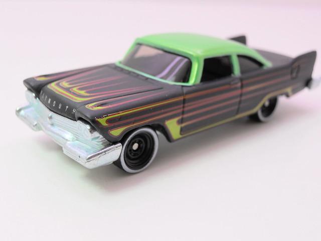 hot wheels garage '57 plymouth fury (3)