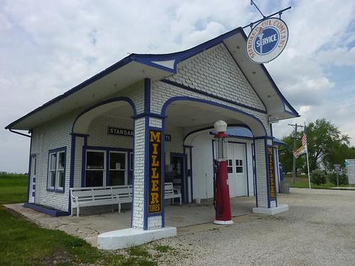 IL, Odell 2 Standard Station