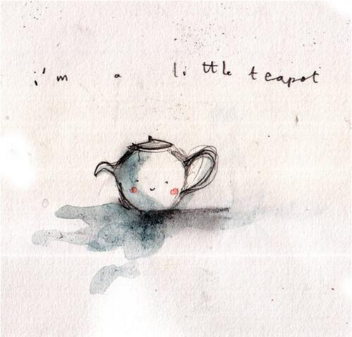 Fancy teapots