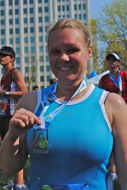 Half-Marathon Finisher!