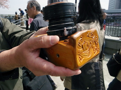 Camara DiY con un lente de 360 grados