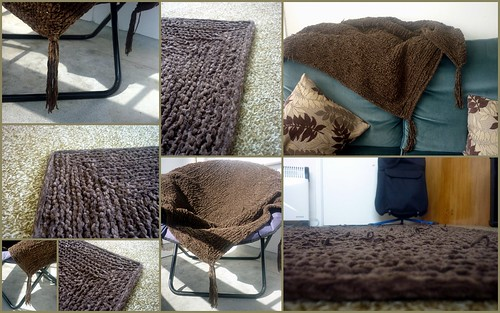 Perfect Imperfection - Log Cabin Blanket