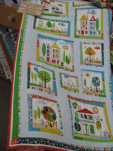 Whimsical Baby Quilt Shop