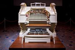 Wurlitzer Theatre Organ Console