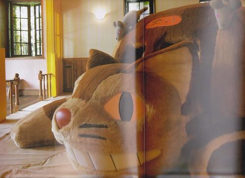 Scans of Ghibli Museum book