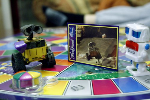 Day 225 - Trivial Pursuit by ajwalters