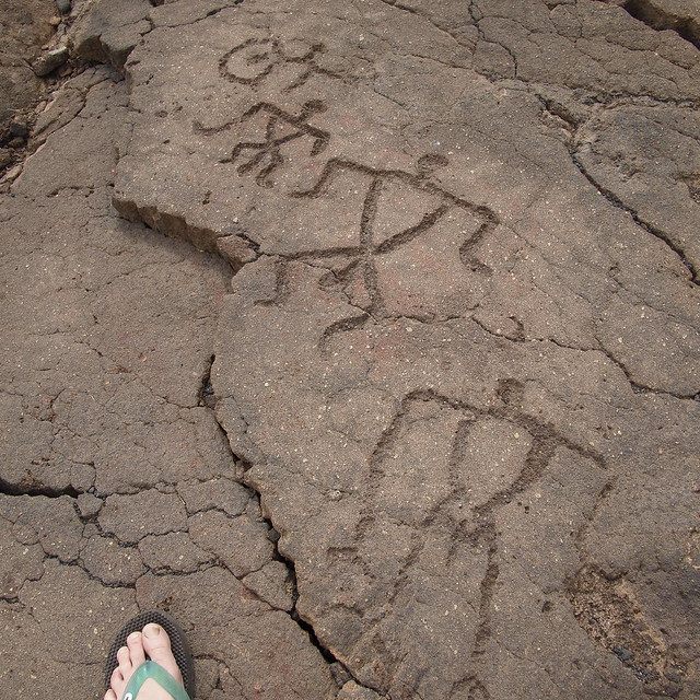 Well-Endowed Petroglyphs