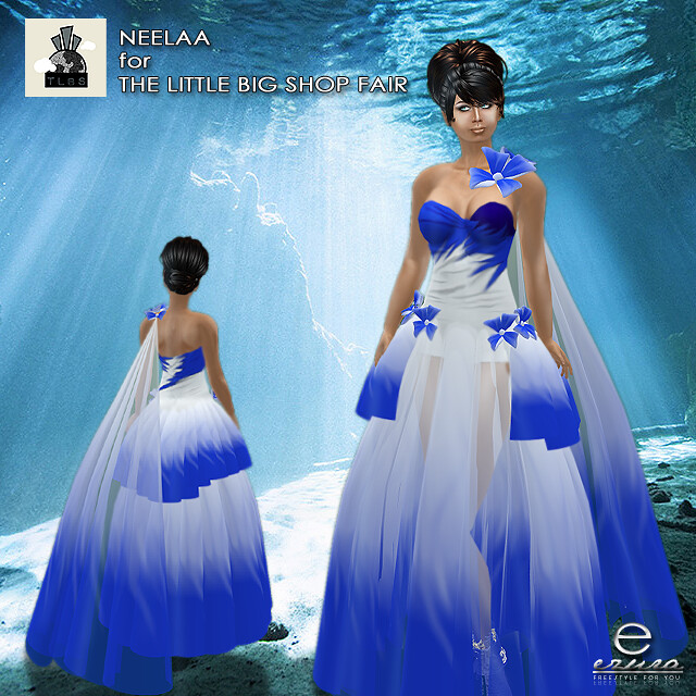 + ezura + TLBS Dress *Neelaa
