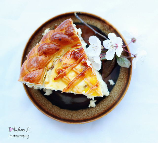 Romanian Easter Cheese Cake