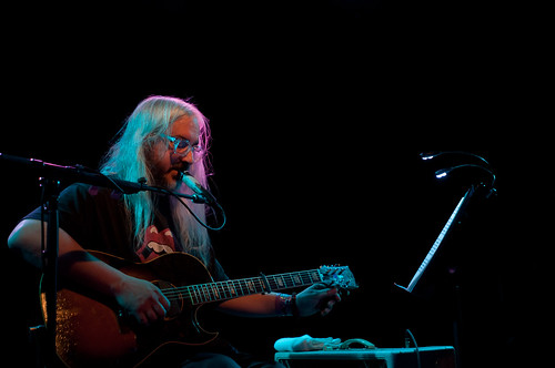 J Mascis & Black Heart Procession - Independent SF - 05/04/11