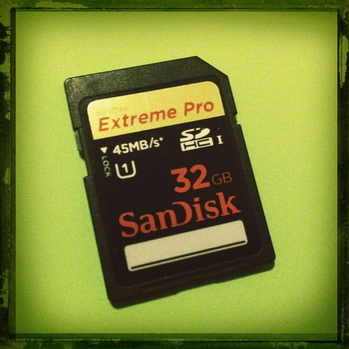 Sandisk 32gb Extreme Pro UHS