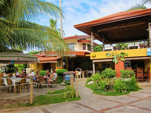 Lost Horizon Hotel, Alona Beach, Bohol
