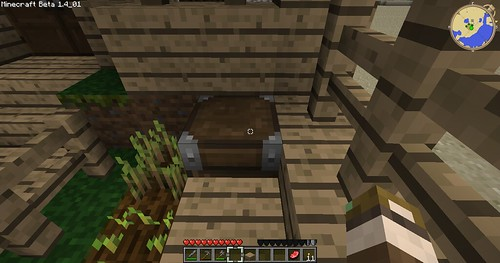Minecraft - The New Chest