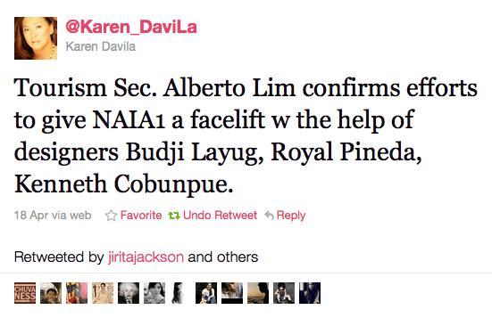 Karen Davila Twitter