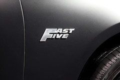 Dodge Charger R/T Fast Five logo