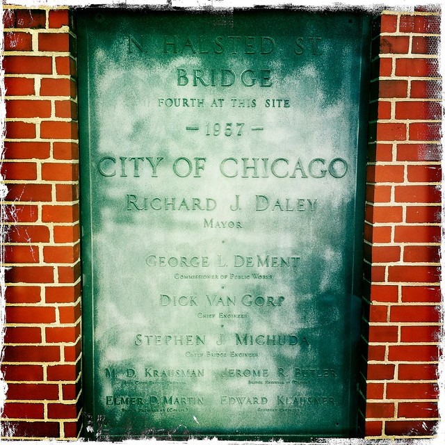 Halsted Bridge number 4