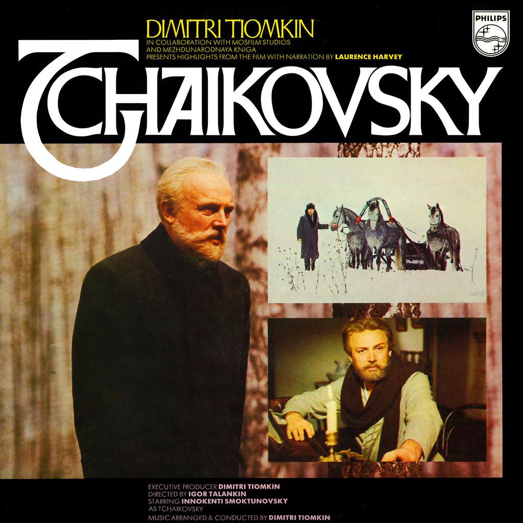 Dimitri Tiomkin - Tchaikovsky