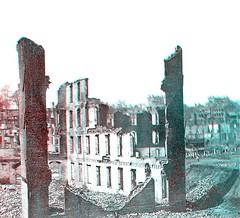 [View from the Petersburg railroad depot, Richmond, Va., during the Civil War] (LOC)