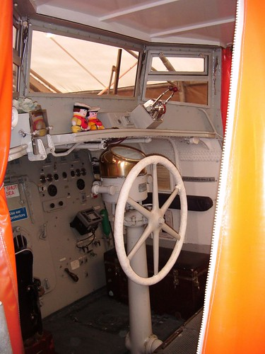 Sir James Knott Lifeboat Kirkleatham