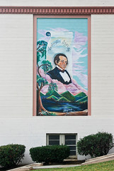 Washington Irving mural