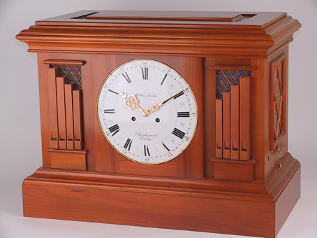Table-Flute-Clock with 26 tones NFT26_00