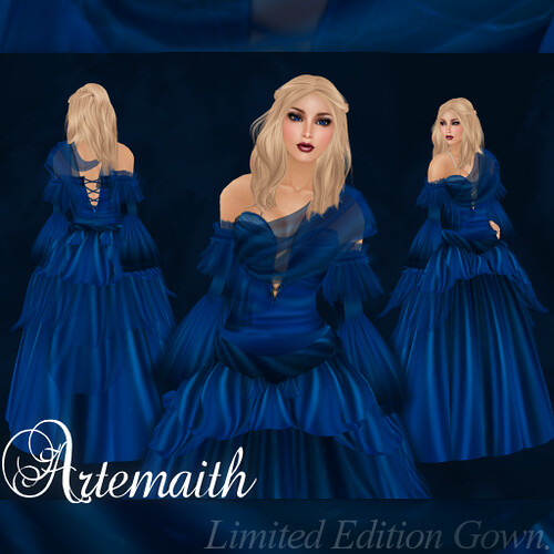 Artemaith - Gown - Limited Edition