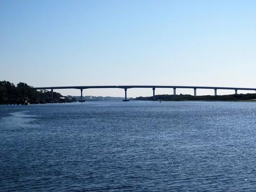 New Sunset bridge