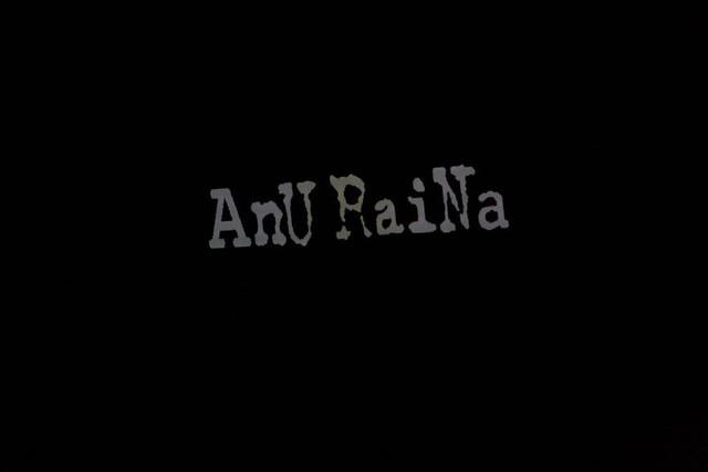 AnU RaiNa Fall Winter 2011 - 2012