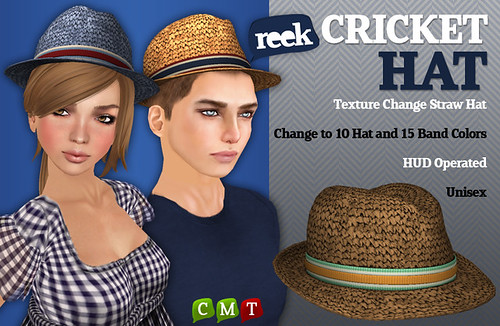 Reek - Cricket Hat