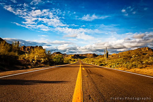 Road to Somewhere by Chris Frailey