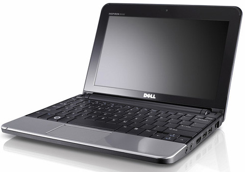 Dell Inspiron Mini 1011 Netbook with Windows 7