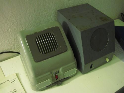 Chop Gate ROC Bunker - WB400 and Teletalk Unit AD3460