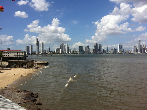 KLR 650 Trip Panama 24