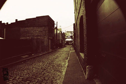 An Alley for Kats