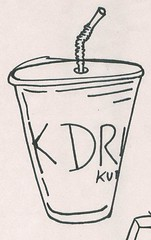 Quick sketch drink cup by AssortedRobotMeat