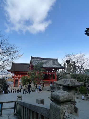 Kiyomizude-ra Temple, Kyoto