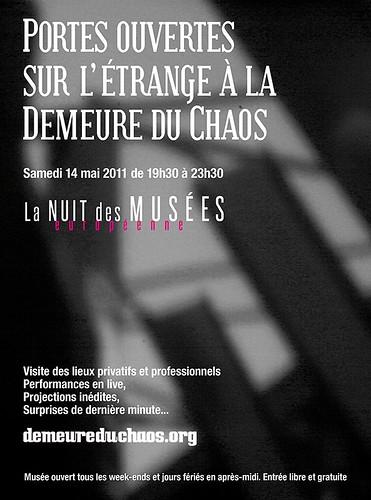 Affiche Nuit des Musées 2011-800