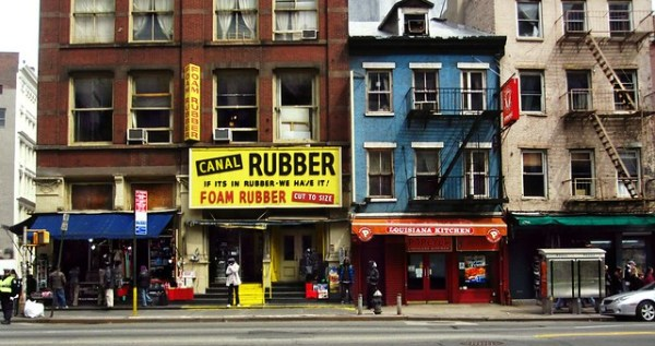 where the Canal rubber hits the road