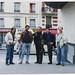Farid Boudjellal, José Jover et des compagnons de route