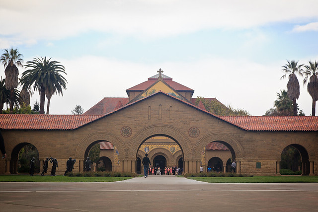 Stanford Quad - Stanford University