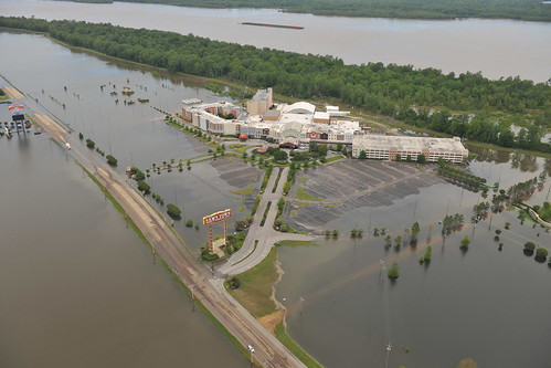 Harrah's casino tunica flood pictures
