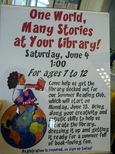 Crozet Library's Summer Reading Club by jimduncancville