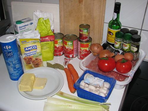 ballekes in tomatensaus met 27! ingrediënten