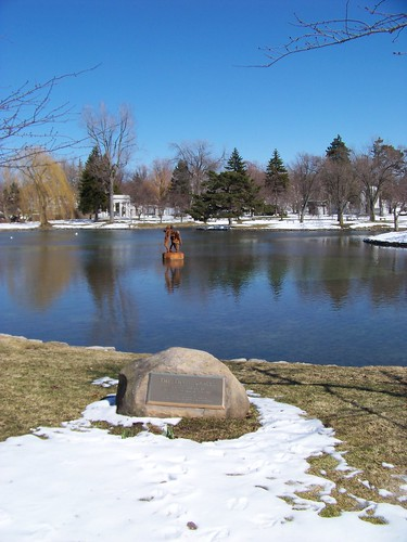Forest Lawn water