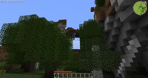 Minecraft - The Island!
